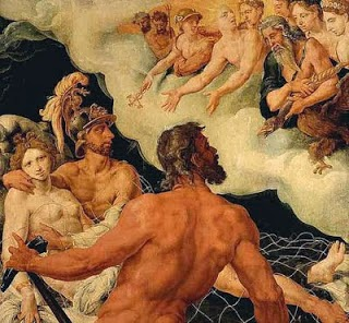 horoz mitoloji
