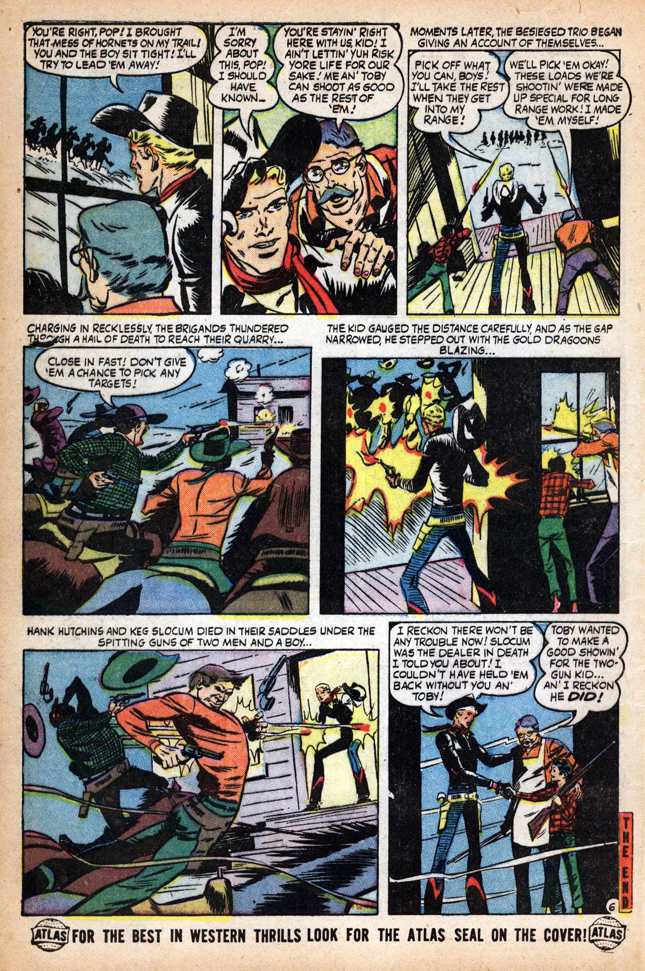 Read online Two-Gun Kid comic -  Issue #18 - 8