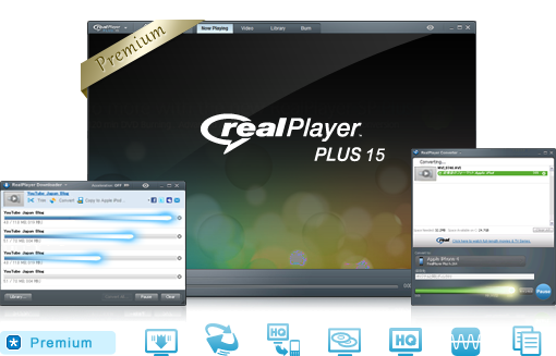 realplayer sp gold free download for windows 8