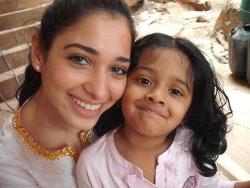 Tammannah Bhatia Without Makeup