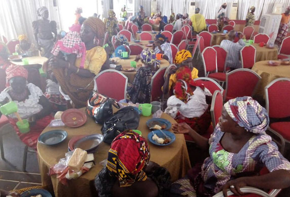 Photos: Parents of 82 released Chibok girls reunite with their daughters