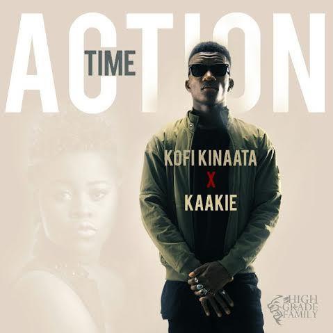 Kofi Kinaata ft. Kaakie – Action Time