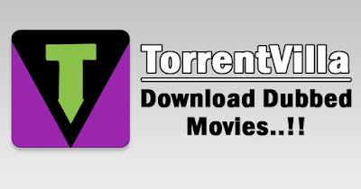 TorrentVilla APK For Android Latest [Ad-Free] Download