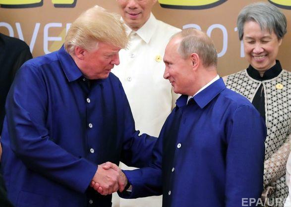 CNN дізнався про тактику Трампа на майбутніх переговорах з Путіним
