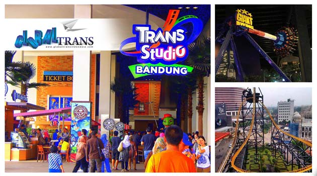Paket Wisata Bandung Murah untuk Trans Studio Bandung
