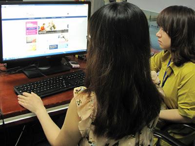 Hình thức dạy học Trực tuyến đang được phát triển bởi trung tâm gia sư Biên Hòa Thông Thái