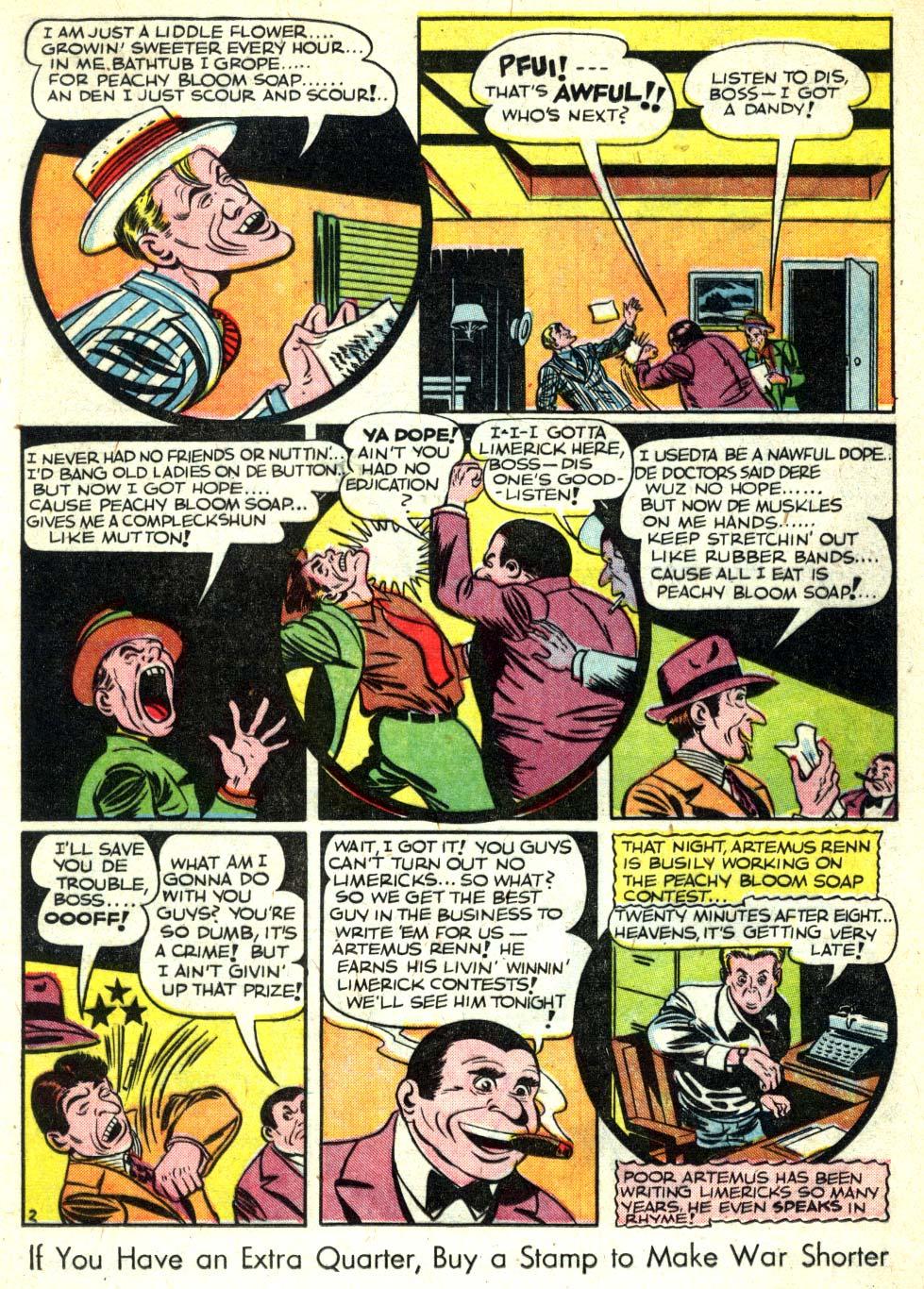 Read online All-American Comics (1939) comic -  Issue #58 - 32