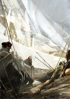 Story illustration by Richard Anderson