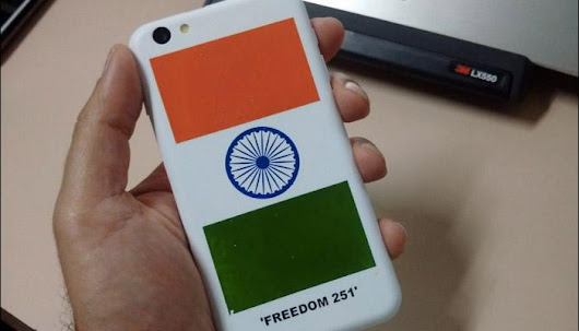 Freedom 251 Latest News | Updates