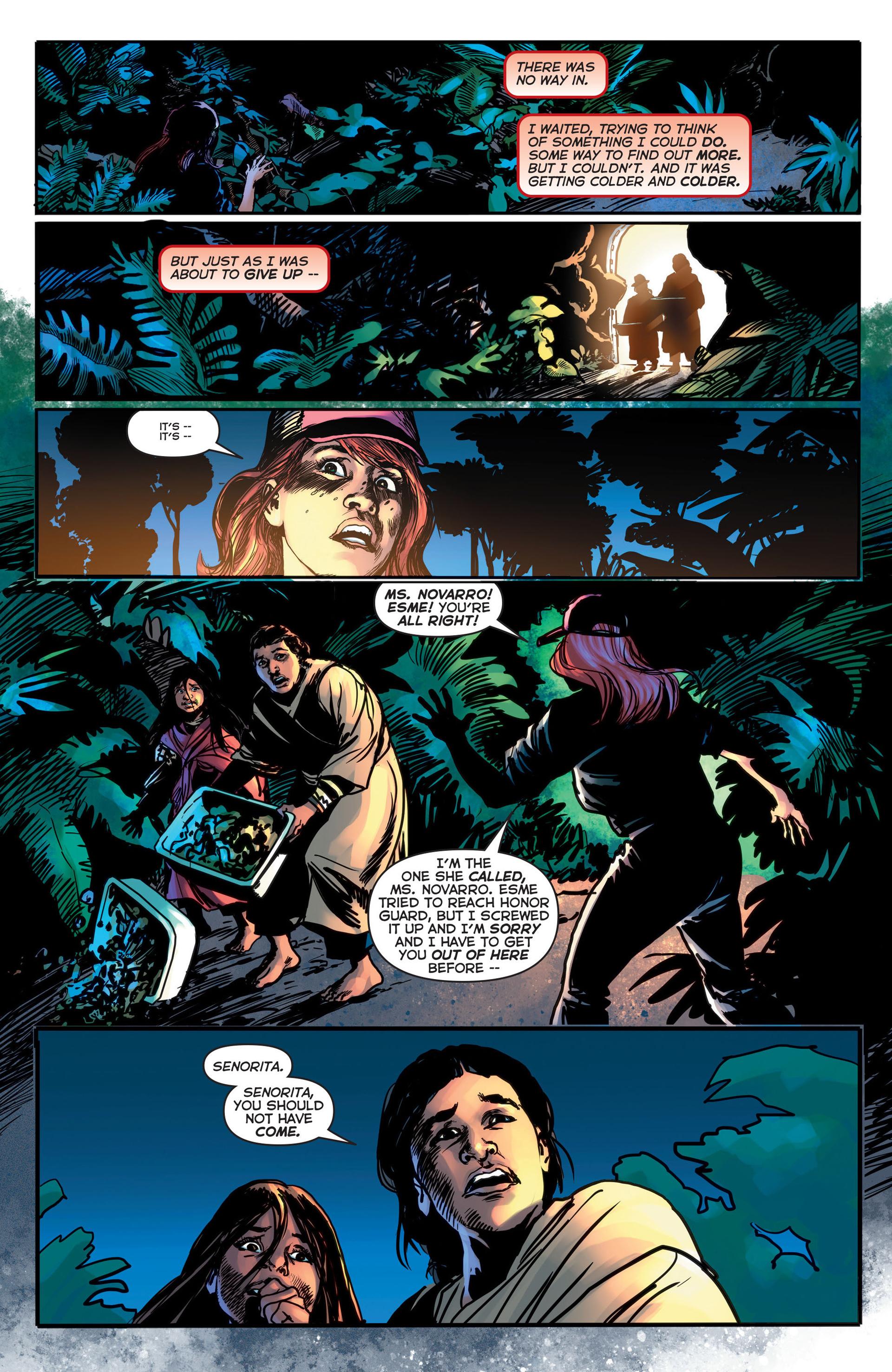 Read online Astro City comic -  Issue #3 - 16