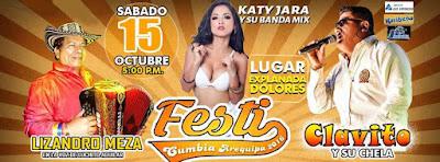 Festi Cumbia Arequipa 2016