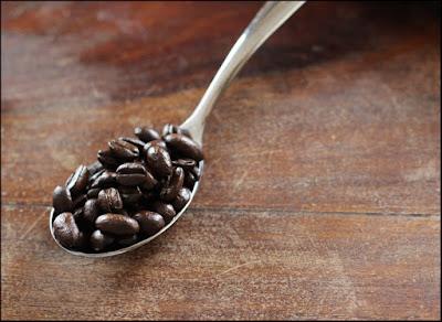 Grains de café Moka sidamo d'Ethiopie
