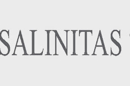 DISTRIBUSI SALINITAS SECARA HORIZONTAL