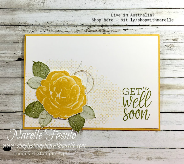 Know someone who would appreciate a card like this? You can make one using our Healing Hugs stamp set. See it here - http://bit.ly/2Mg9F2n