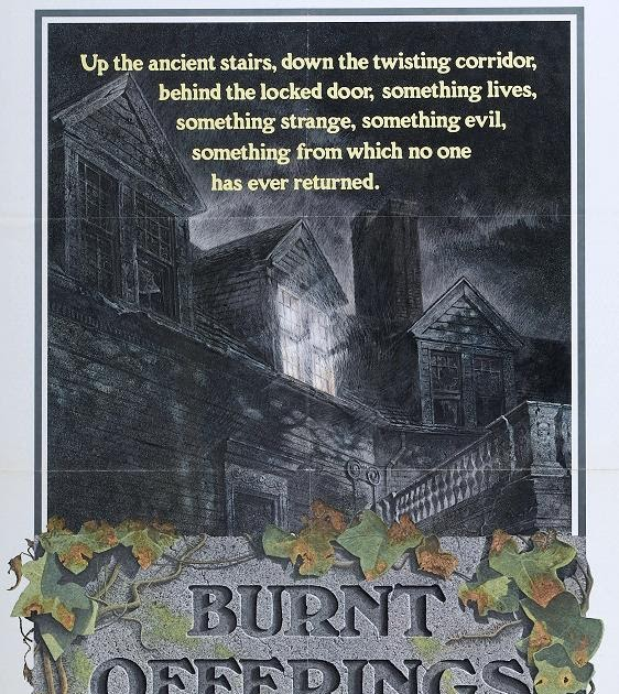 Black Hole Reviews Burnt Offerings 1976 If The