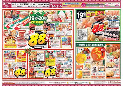 【PR】フードスクエア/越谷ツインシティ店のチラシ12月19日号