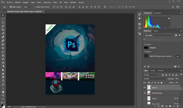 Adobe Photoshop CC 2018 v19 Full Version 32bit / 64bit Free Download | Computer Softwares | ComputerSoftware-s.blogspot.com