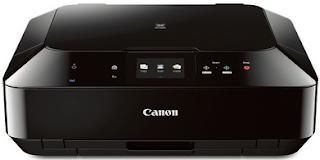 Canon PIXMA MG6360 Driver setup, Manual Installation