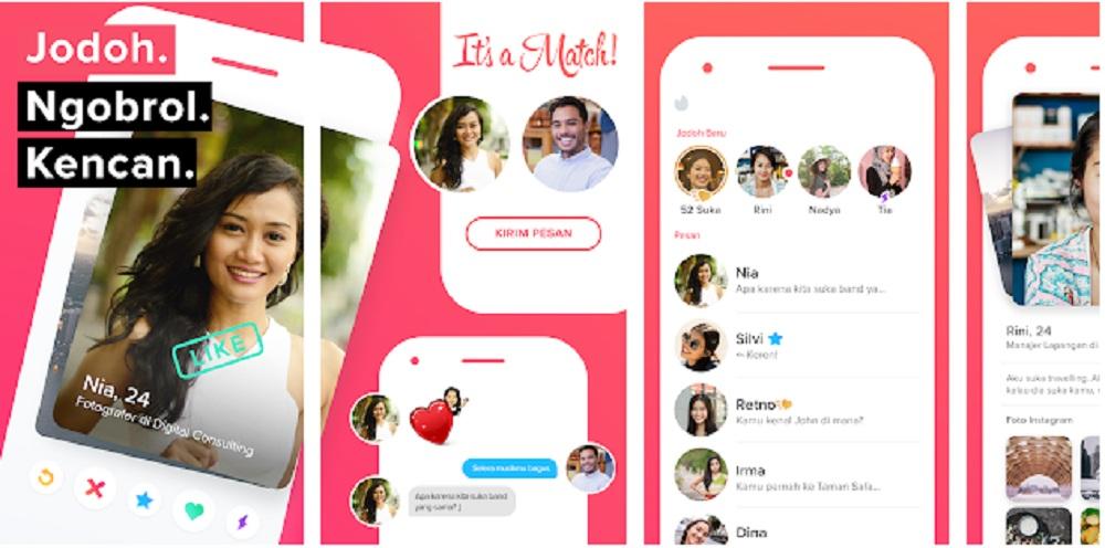 Situs dating terpopuler