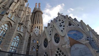 Sagrada Família dettagli