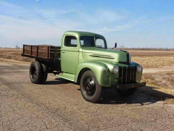 Auto Restorationice: Truck