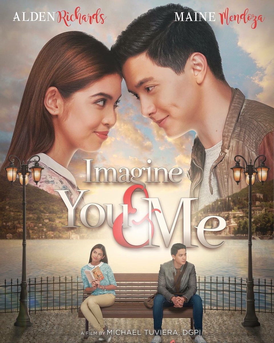 Imagine You and Me poster