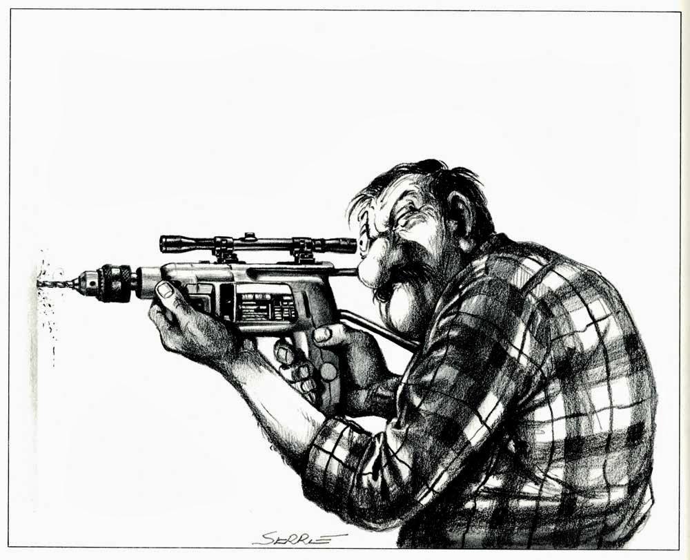 Селфи, открытки снайпер