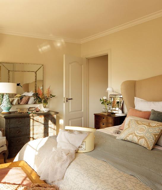 quarto de casal clássico