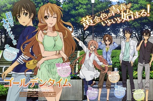 Golden Time Sub Indo
