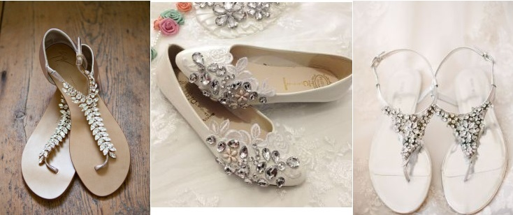 Proper Shoes For Brides, Outdoor Garden Wedding | bridal wedding trend