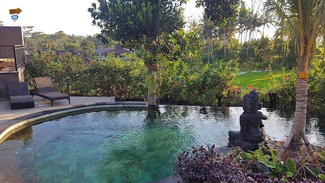 Dónde dormir en Ubud