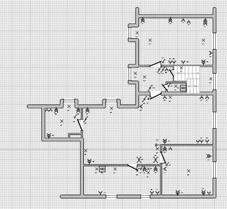 schema electrique maison