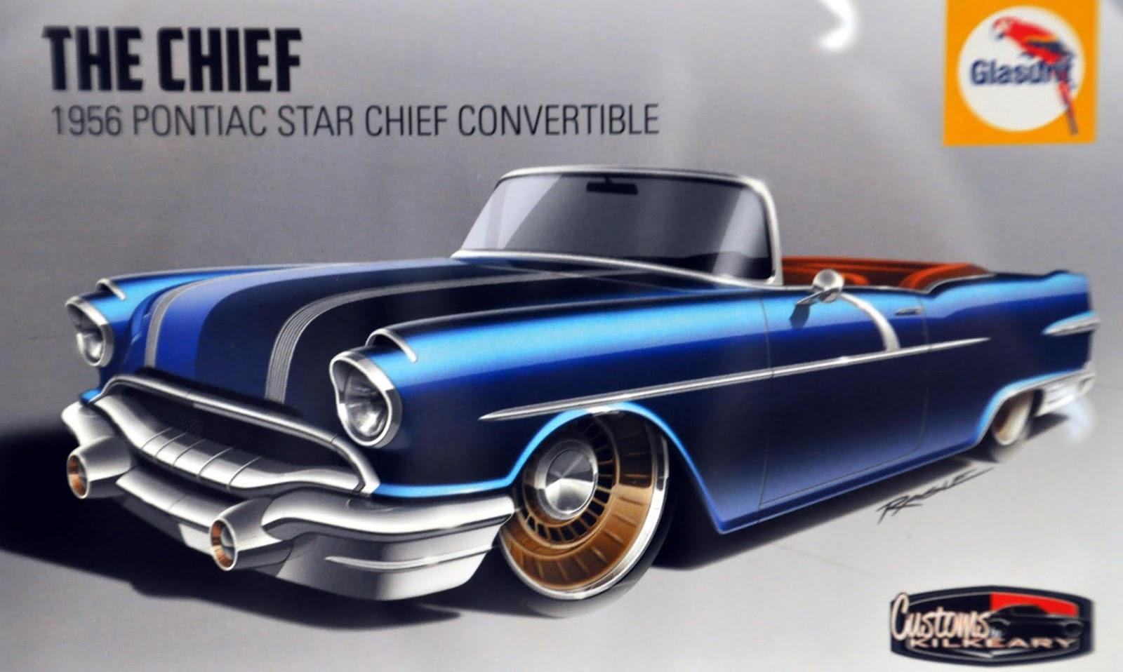 1956 Pontiac Trans Am