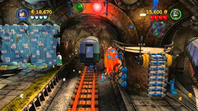 LEGO Batman 2 Super Heroes Gameplay PC