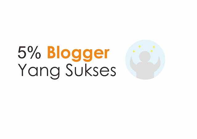 persentase blog yang sukses