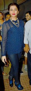 Aishwarya Rai Full Length Figure