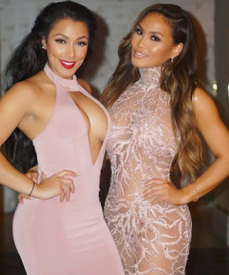 Shantel Jackson and daphne joy