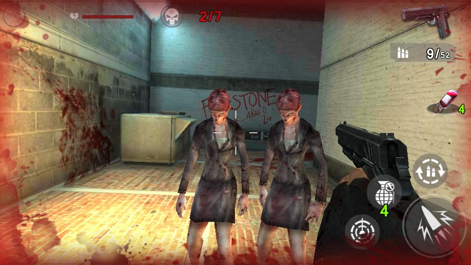 Zombie Assault Sniper V1 20 Mod Apk Android Application