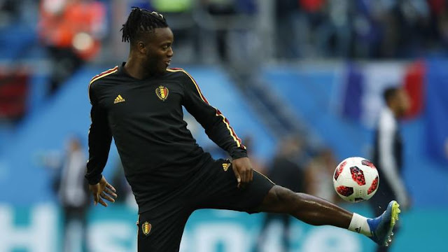 Batshuayi joins Valencia on a season-long loan