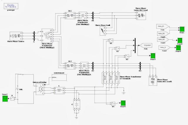 MATLAB Electrical IEEE +917207560923: 2013