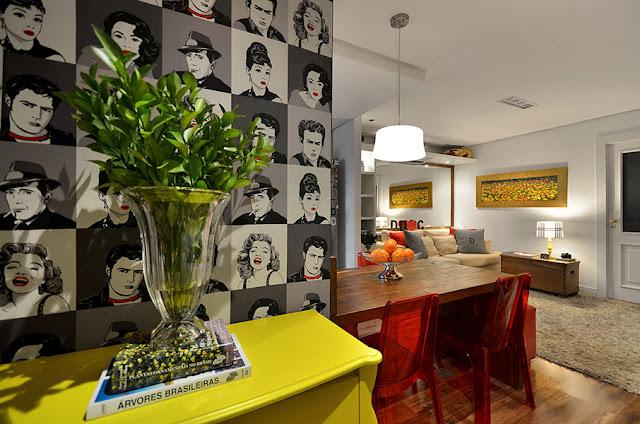 Espaço do Designer, Arquiteta Carolina Rocca no blog Achados de Decoração
