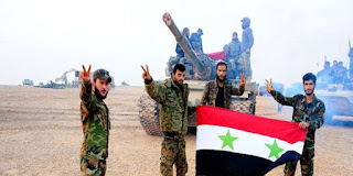 Syria Army Begins Major Offensive against Terrorists