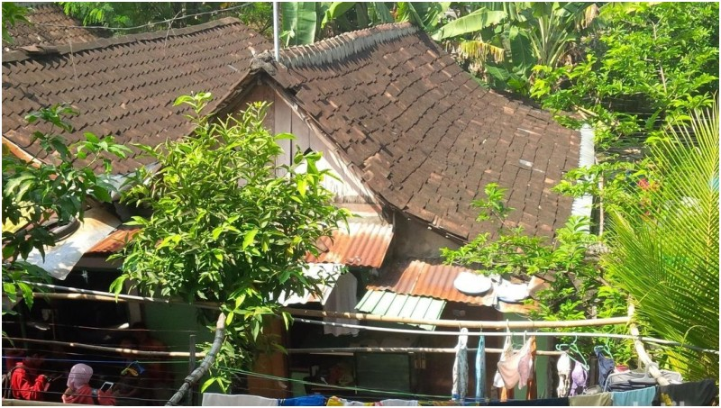 Rumah Nur Rohman di Solo