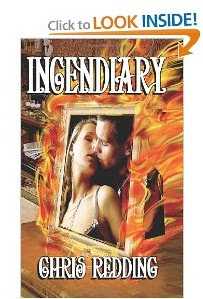 The Book Reviewer is IN: Incendiary by Chris Redding