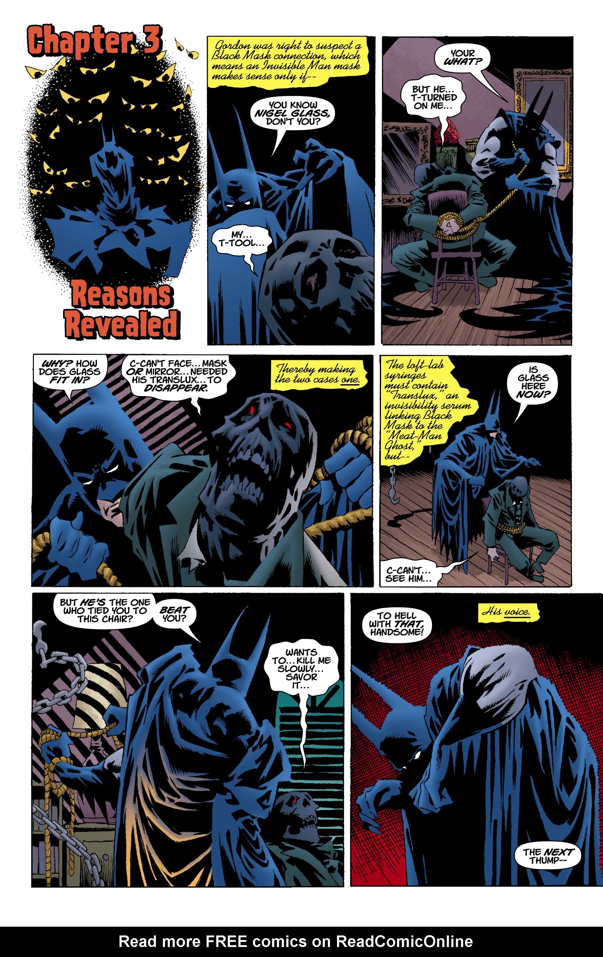 Read online Batman: Unseen comic -  Issue #4 - 9