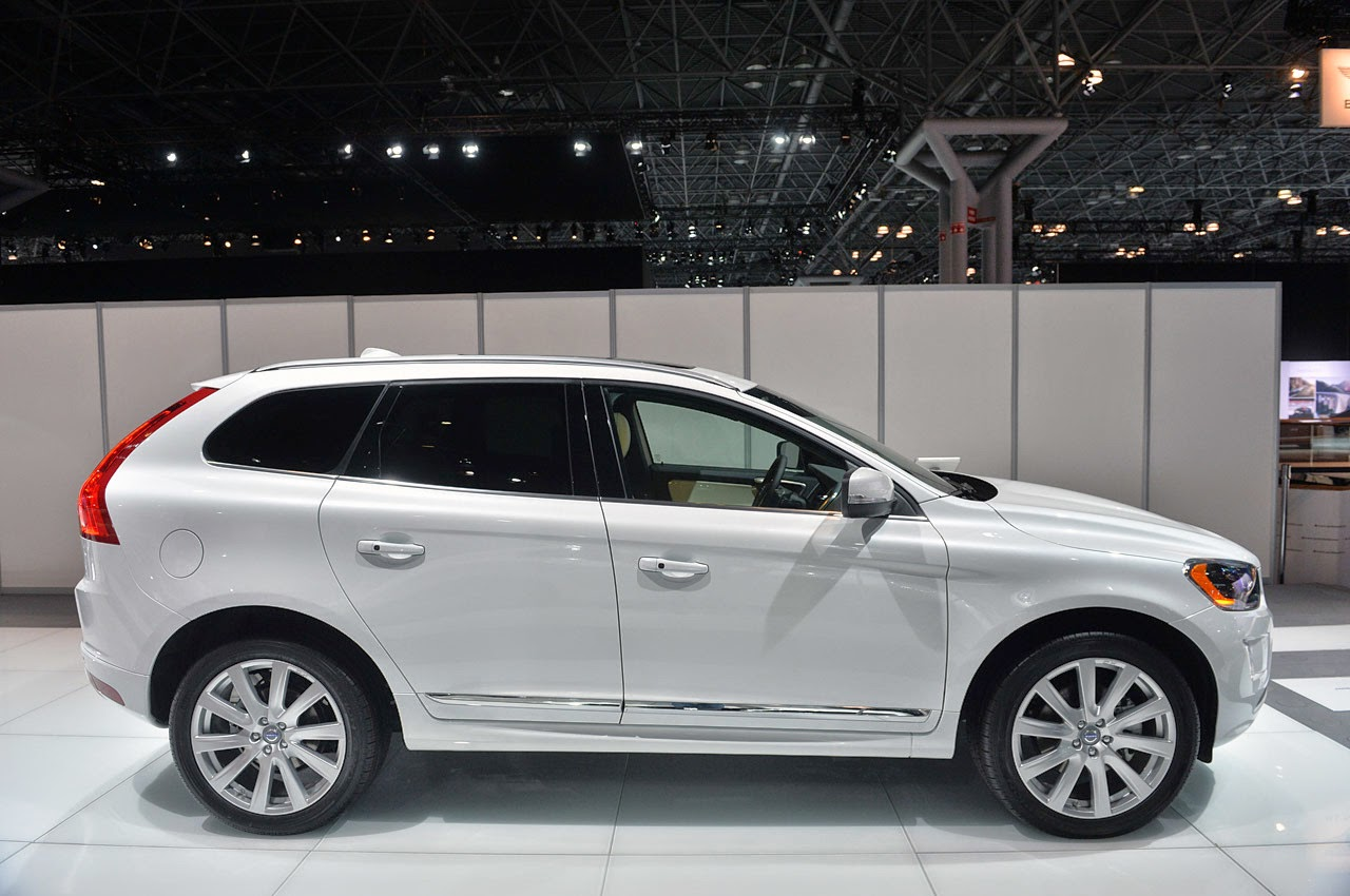 automotiveblogz 2015 volvo xc60 inscription new york. Black Bedroom Furniture Sets. Home Design Ideas
