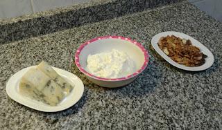 Paté De Queso Azul Y Nueces