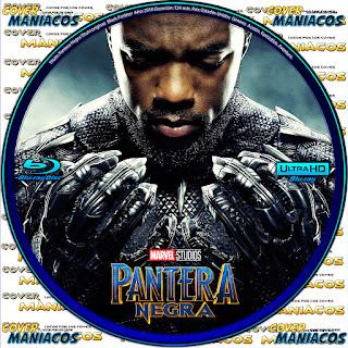 GALLETAPANTERA NEGRA - BLACK PANTHER - 2018