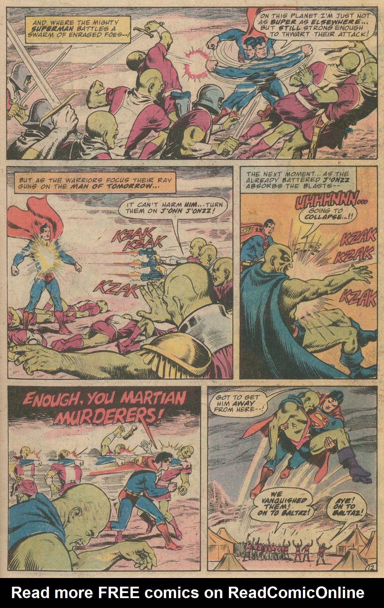 Read online World's Finest Comics comic -  Issue #245 - 14
