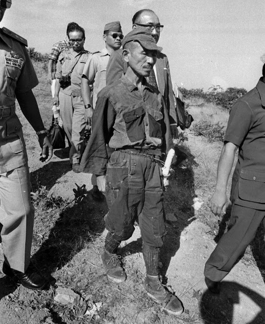 Hiroo Onoda: The Soldier Who Refused To Surrender For 3 ...